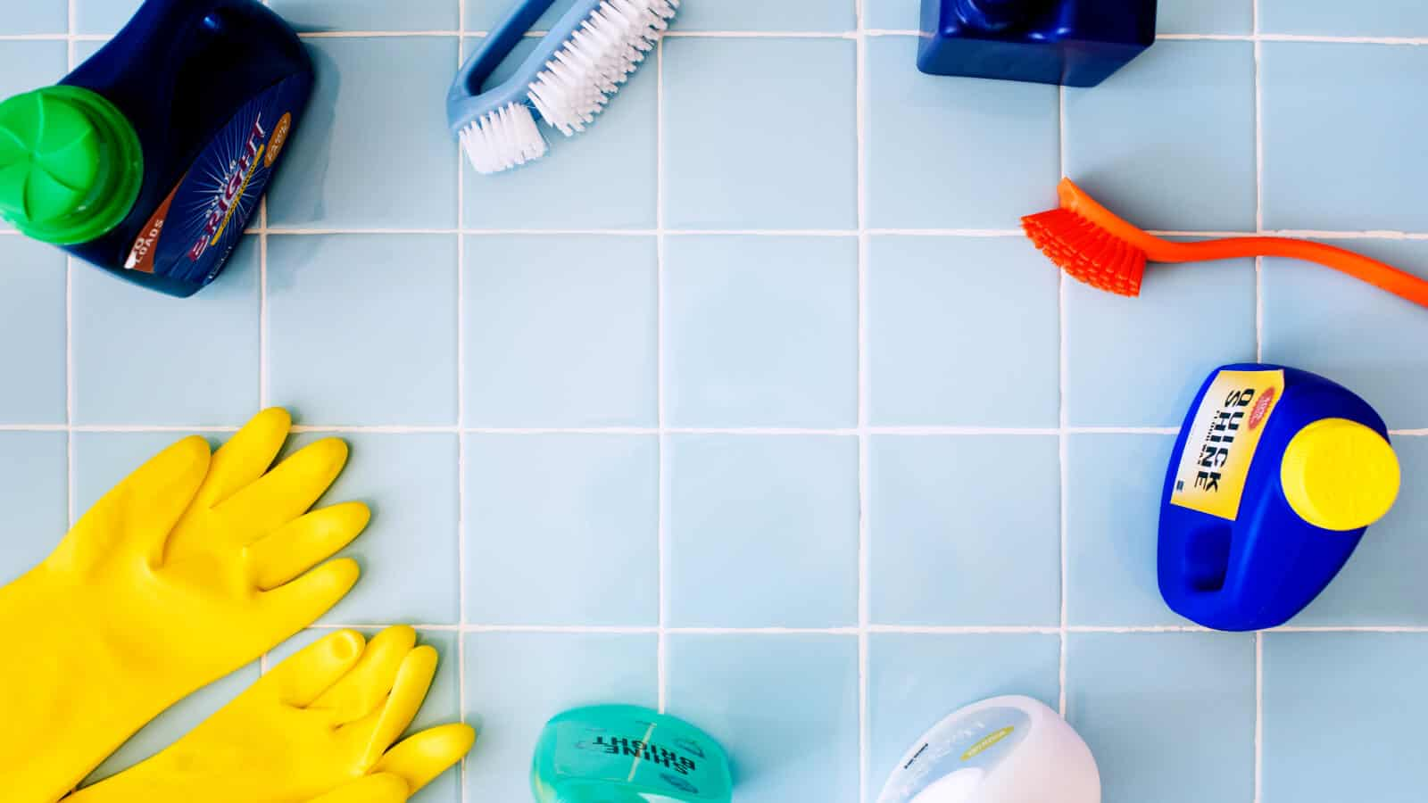 House cleaning business equipment