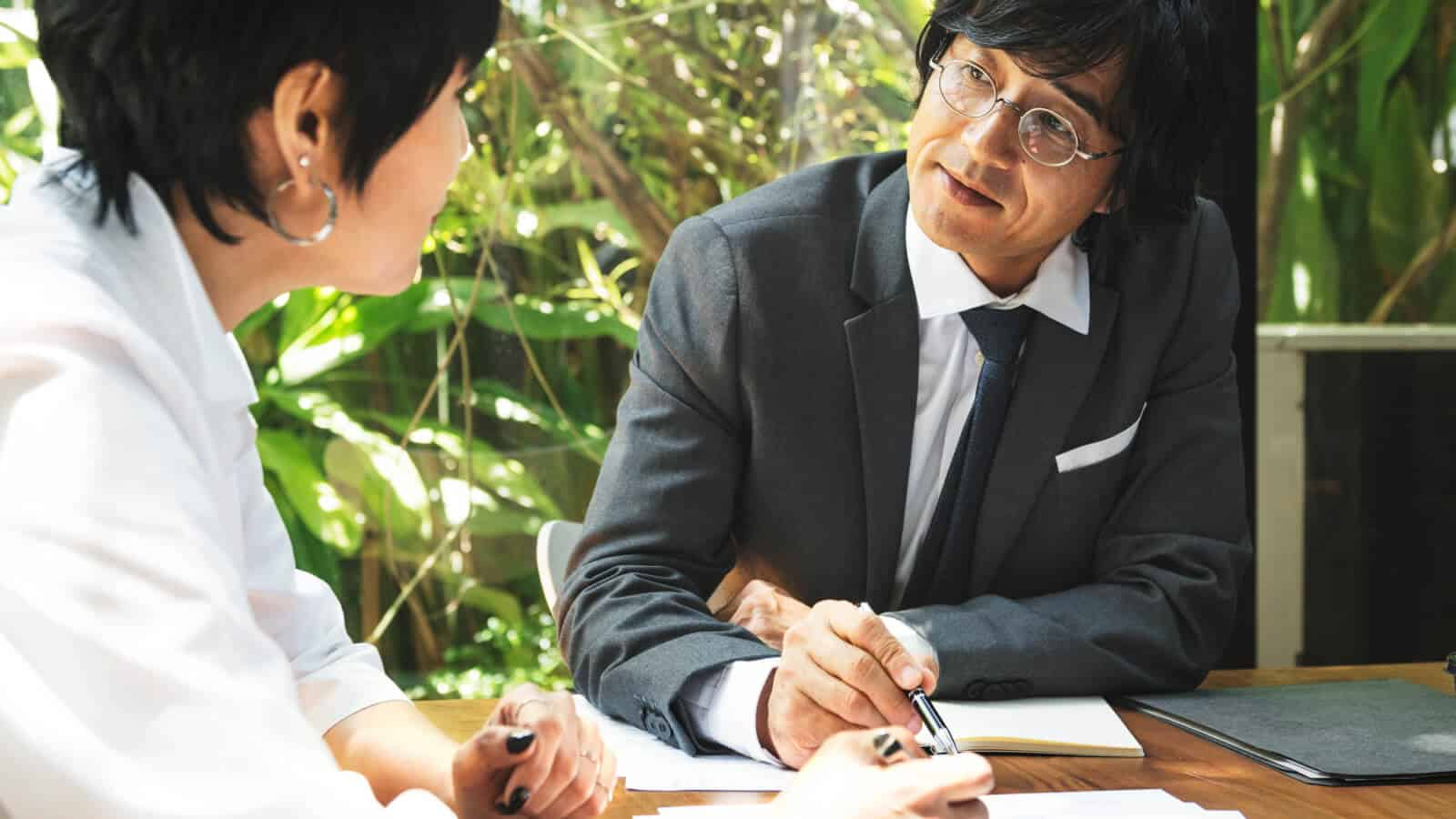 Figure out the legal aspects of running a consultancy business