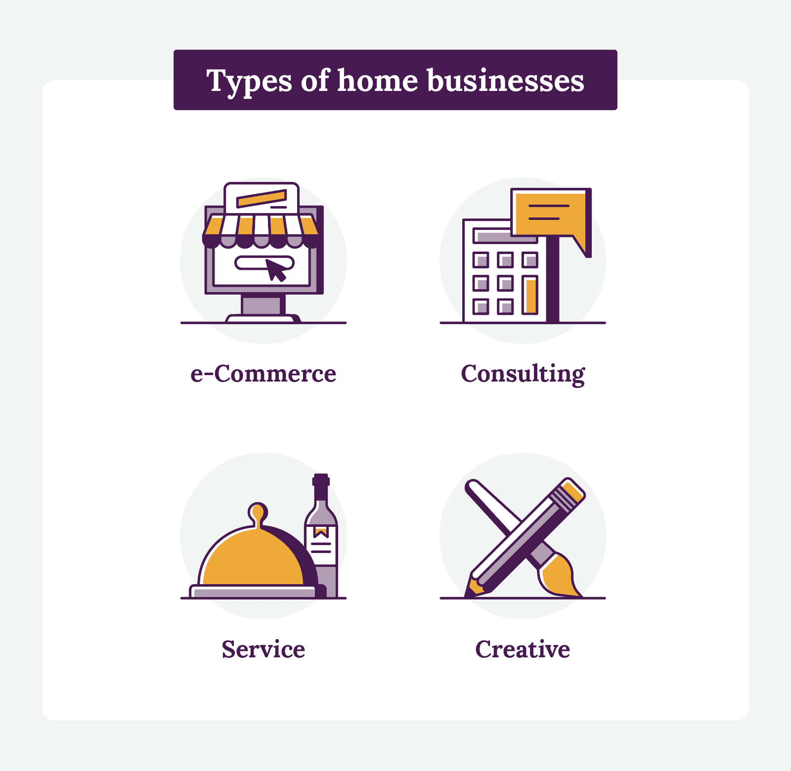 Types of home businesses