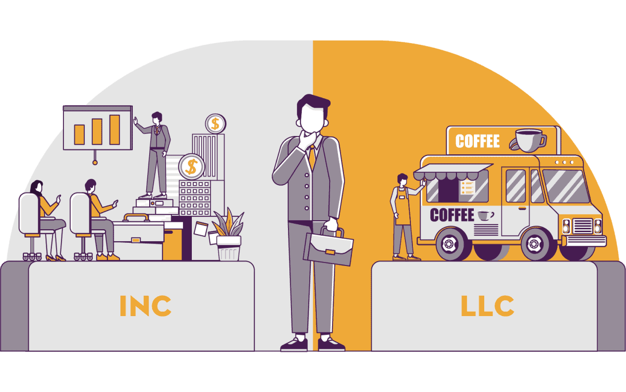 LLC vs. Inc. Which Is Right for My Business