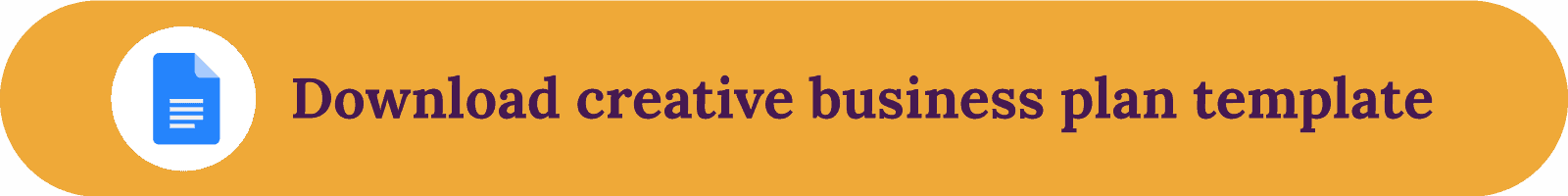 Download creative business plan template button