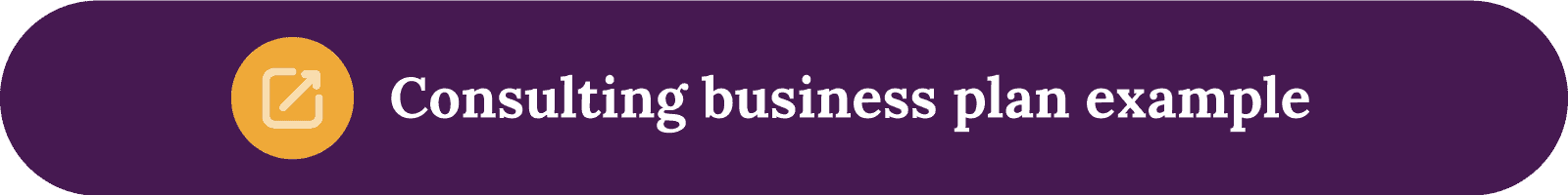 Download business financial plan template button
