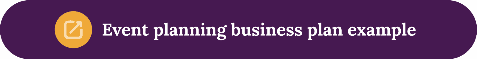 Event planning business plan template button
