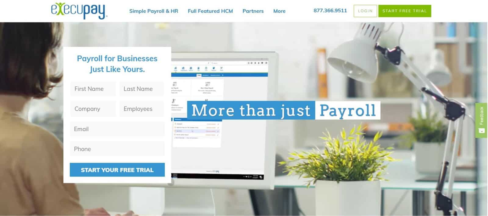 Execupay has been in business for over 40 years