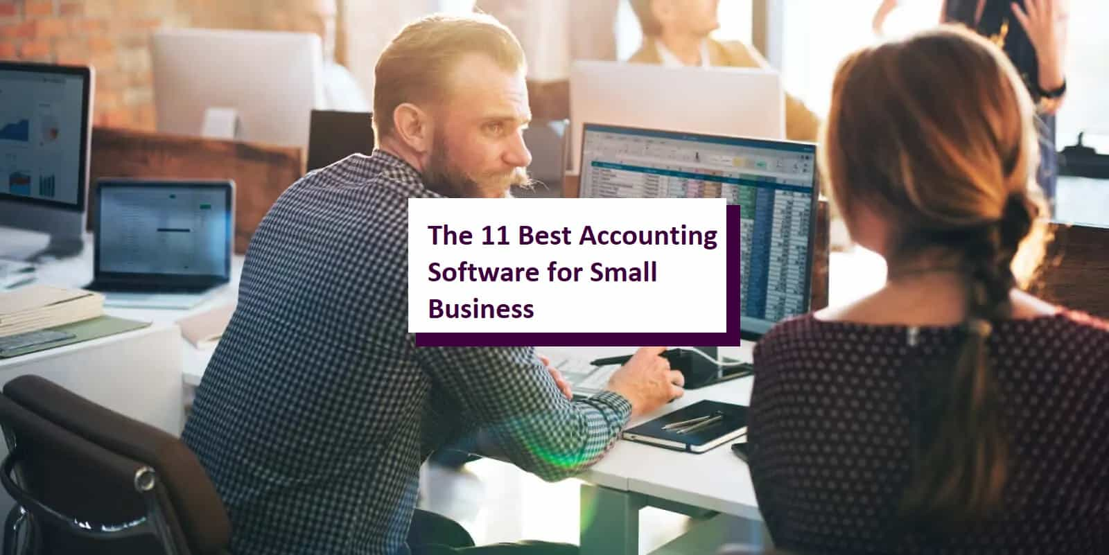 The 11 Best Accounting Software for Small Business
