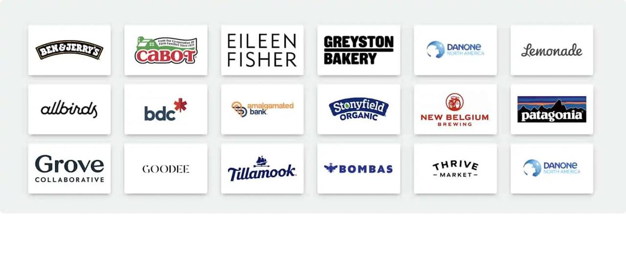 B Corp Companies